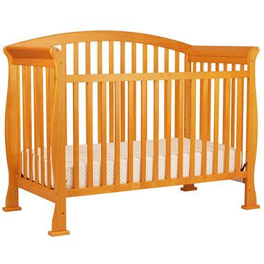 DaVinci Thompson 4-in-1 Convertible Crib with Toddler Rail ...