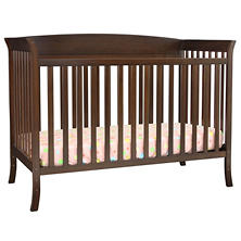 Tyler 5 Piece Nursery Set - Espresso
