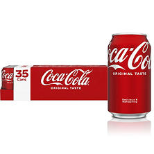 Coca-Cola (12 oz. cans, 35 pk )