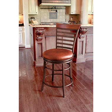 Quinn 24 Quot Counter Height Stool Sam S Club