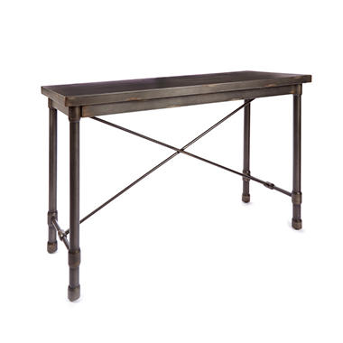 Oxford console table sam 39 s club for Table exterieur oxford