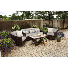 Agio Santa Monica 4pc  Seating Set