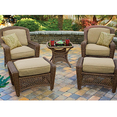 Martinique Outdoor Furniture Group 5 Pc Sam 39 S Club