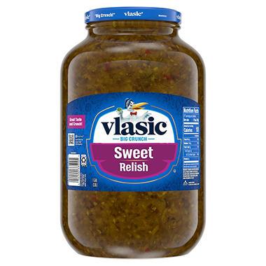 Vlasic 174 Sweet Relish 1 Gallon Jar Sam S Club