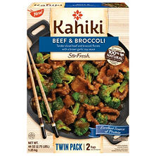 Kahiki Beef and Broccoli (44 oz., 2 pk.)