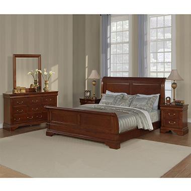Devonshire King Bedroom Set 5 Pc Sam 39 S Club