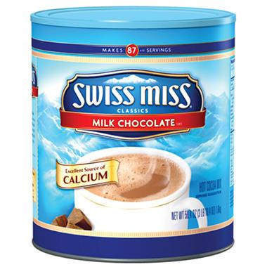 Sam S Club >> Swiss Miss Hot Chocolate (58.4 oz.) - Sam's Club