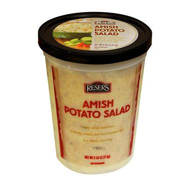 reser 39 s amish potato salad 5 lbs sam 39 s club. Black Bedroom Furniture Sets. Home Design Ideas