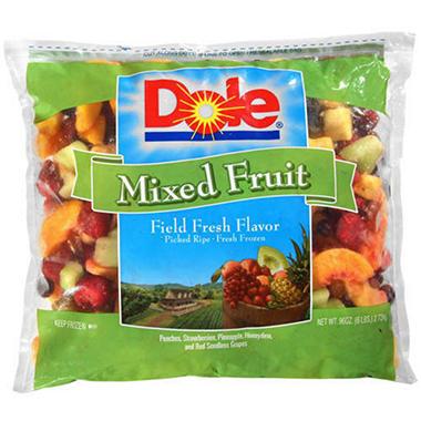 dole frozen fruit machine