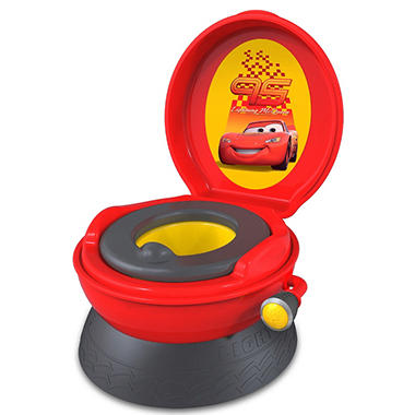 Disney Pixar Cars Rev And Go Potty System Sam S Club