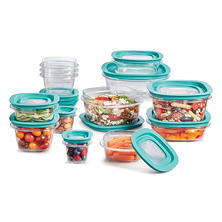Rubbermaid Premier 26-Piece Food Storage Set
