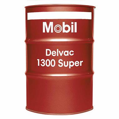 Mobil delvac 1300 super 15w 40 motor oil 55 gal drum for 55 gallon drum motor oil