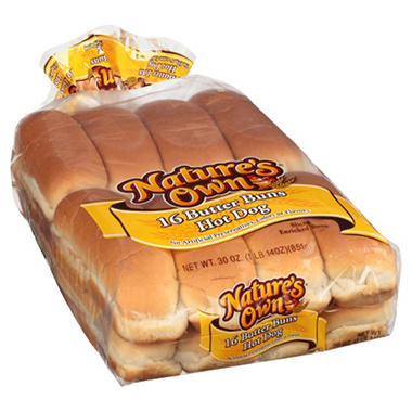 Nature S Own Butter Bread Price