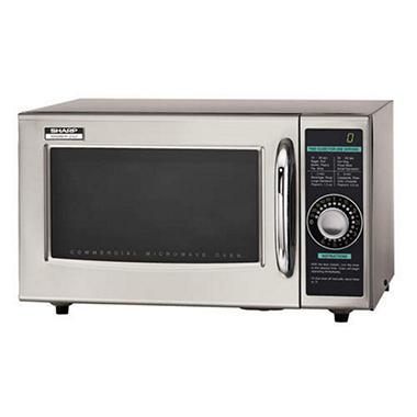 Sharp Commercial 1 000 Watt Microwave