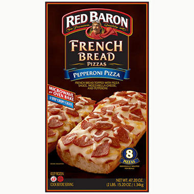 Red baron french bread pizza singles dating 3