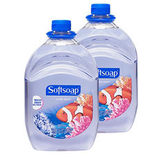 Softsoap Liquid Hand Soap Refill (64 fl. oz., 2 pk.)
