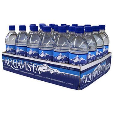 aquavista water 24 20 oz bottles sam 39 s club. Black Bedroom Furniture Sets. Home Design Ideas