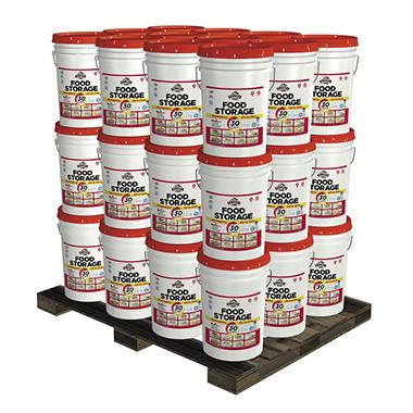 Augason Farms Emergency Food Storage All In One Kit 1