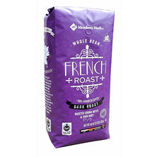 Member's Mark Fair Trade Certified French Roast Coffee, Whole Bean (40 oz.)