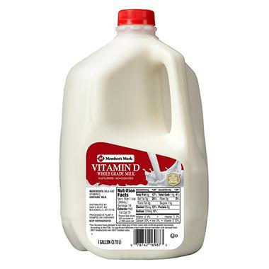 Whole Foods Gallon Milk Price