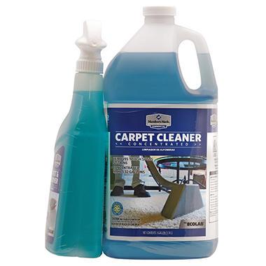 Member S Mark Commercial Carpet Cleaner Solution 1 Gallon