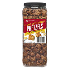 Member's Mark Peanut Butter Filled Pretzels (44 oz.)