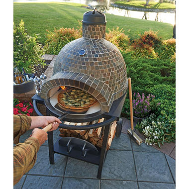 Member S Mark Wood Fired Pizza Oven Sam S Club