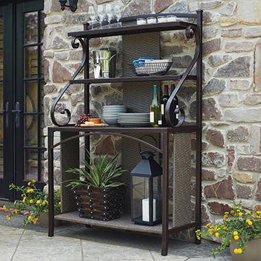 member 39 s mark fairbanks baker 39 s rack sam 39 s club. Black Bedroom Furniture Sets. Home Design Ideas