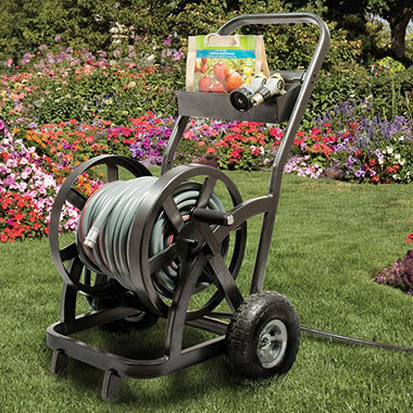 member 39 s mark 2 wheel hose reel cart sam 39 s club