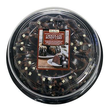 chocolate bundt cake 56 5 oz sam 39 s club. Black Bedroom Furniture Sets. Home Design Ideas