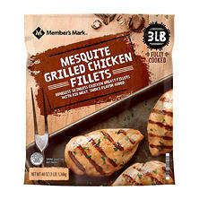 Member's Mark Mesquite Grilled Chicken Breast (3 lbs.)
