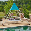 Keter 2 Pack All Weather Rattan Chaise Lounger Various