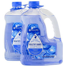 Member's Mark Hand Soap Refill, Clear (80 fl. oz., 2 pk.)