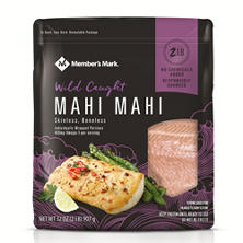 Member's Mark Mahi Mahi Portions, Frozen (2 lbs.)