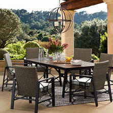 Member's Mark Southlake 7-Piece Dining Set