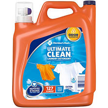Member's Mark Ultimate Clean Liquid Laundry Detergent (196 oz.)