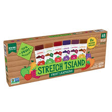 Stretch Island Fruit Strips Variety Pack (0.5 oz., 48 ct.)