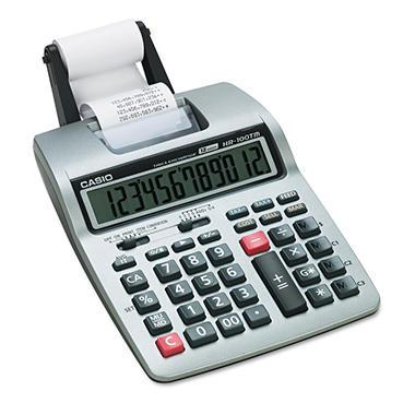 Calculator casio 12 digit