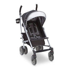 J is for Jeep Brand Atlas Stroller, Medallion