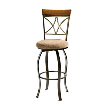 Hamilton Swivel Bar Stool Sam S Club
