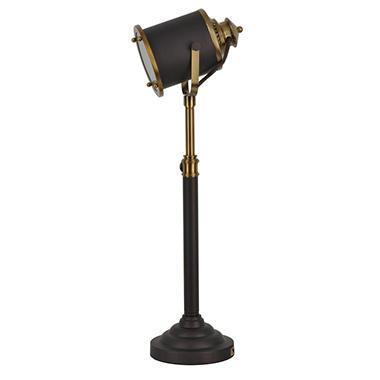 Salerno Spotlight Table Lamp Sam S Club