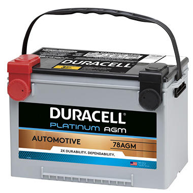· Sams club has a Duracell Branded 94R AGM (absorbed glass mat) battery with a 3yr replacement (not pro-rated) and free installation. Selling at $ versus $ for the lead acid version battery.