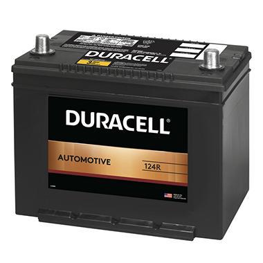 duracell automotive battery group size 124r sam 39 s club. Black Bedroom Furniture Sets. Home Design Ideas