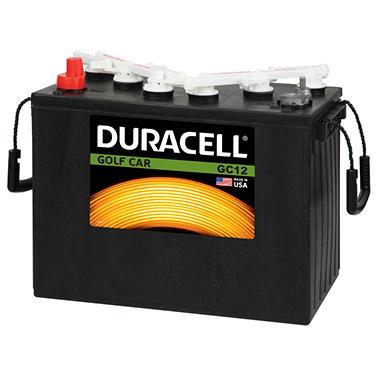 Duracell Golf Car Battery Group Size Gc