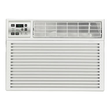 ge 10 100 btu energy star window air conditioner with. Black Bedroom Furniture Sets. Home Design Ideas