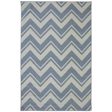 Pool Zig Zag Outdoor Area Rug Sam s Club