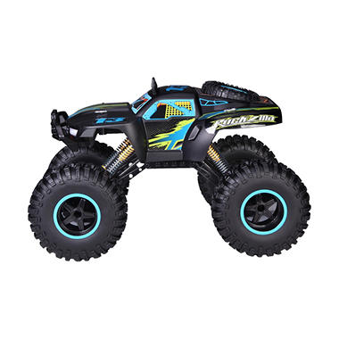 black rockzilla rc monster truck sam 39 s club. Black Bedroom Furniture Sets. Home Design Ideas