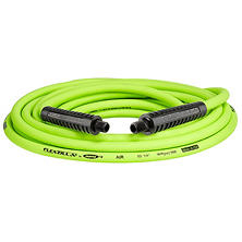 "Flexzilla 1/4"" x 25' Air Hose - 1/4"" MNPT Fittings"