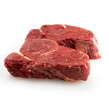 USDA Choice Angus Beef Tenderloin Steak (4 steaks, priced per pound)