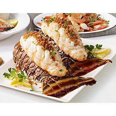 Lobster Tails (Priced Per Pound) - Sam's Club